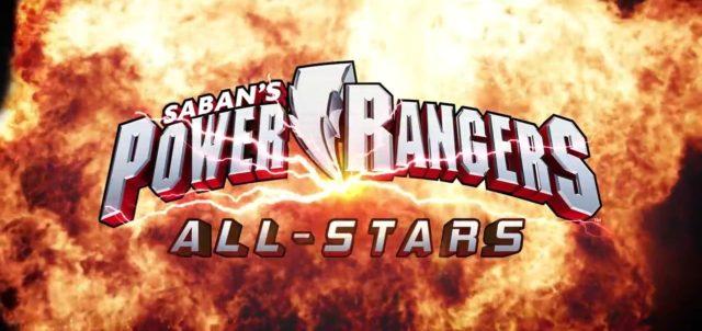 Power Rangers All Stars MOD APK