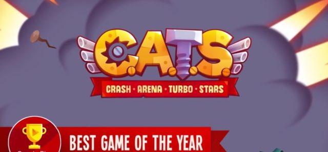 CATS Crash Arena Turbo Stars MOD APK