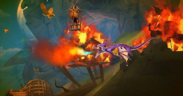 Hungry Dragon MOD APK
