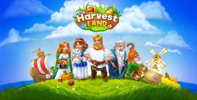 Harvest Land MOD APK