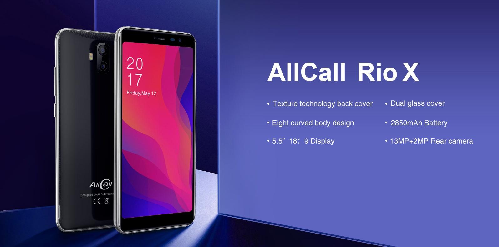 AllCall Rio X