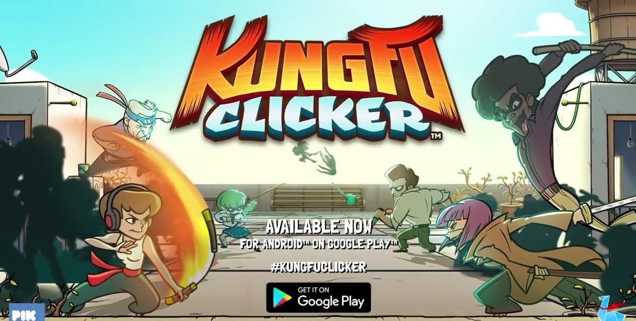 Kung Fu Clicker MOD APK