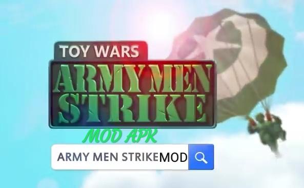 Army Men Strike MOD APK