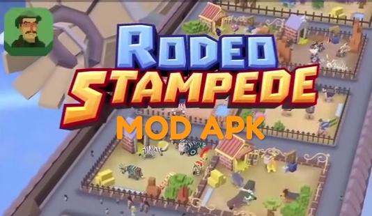 Rodeo Stampede MOD APK