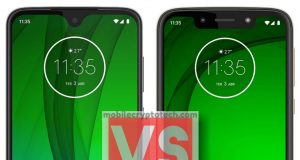 Motorola Moto G7 Vs G7 Play