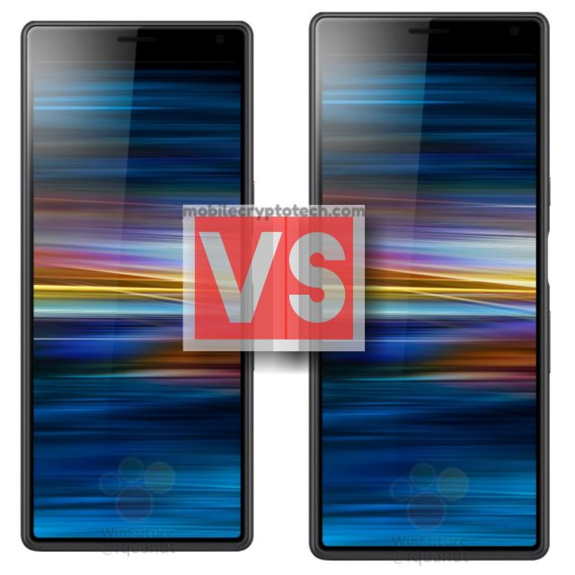 Sony Xperia 10 Vs 10 Plus