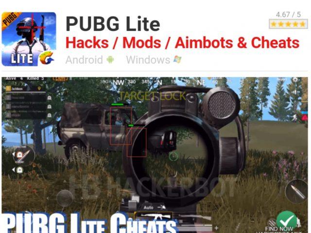 PUBG Mobile Lite MOD APK