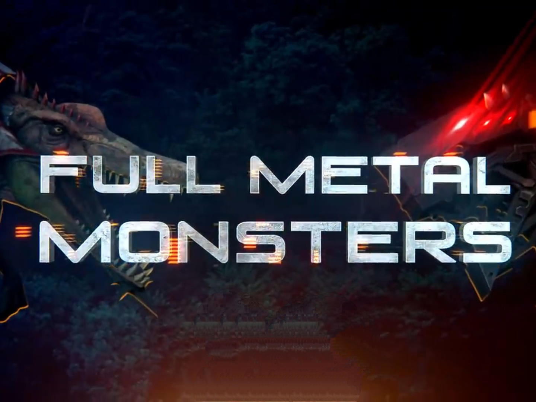 FULL METAL MONSTERS MOD APK