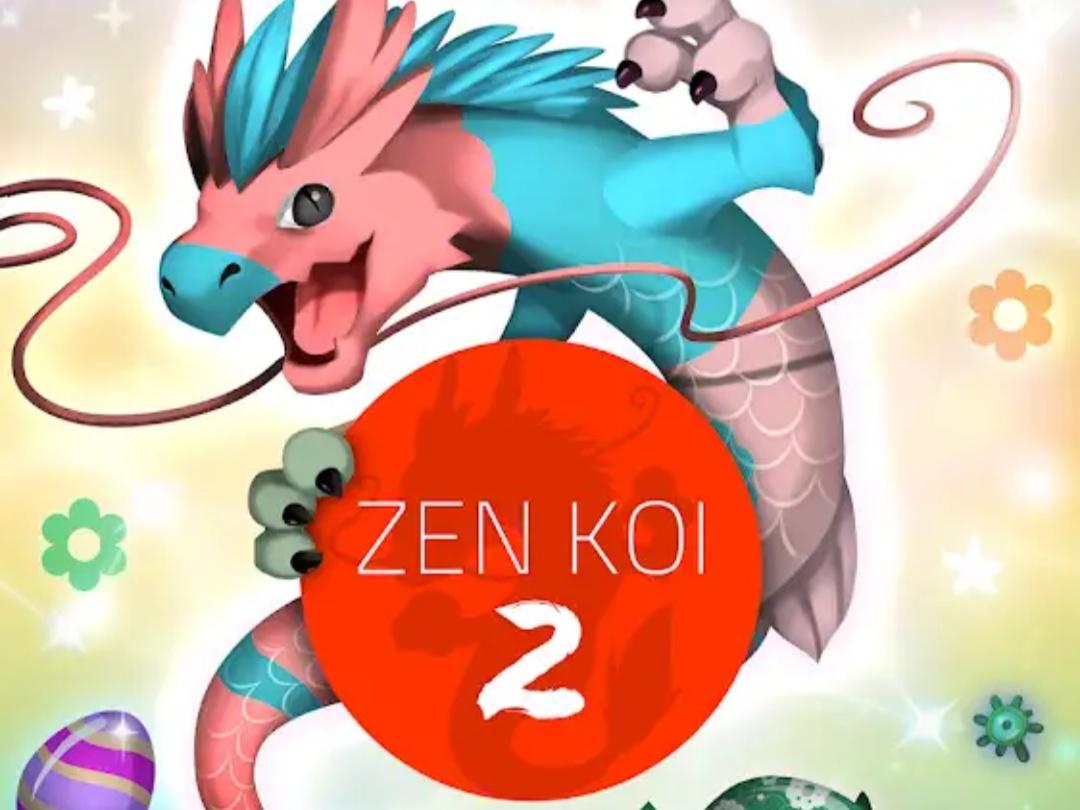 Zen Koi 2 MOD APK