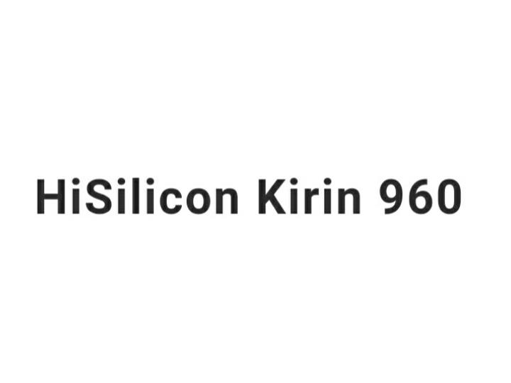 HiSilicon Kirin 960