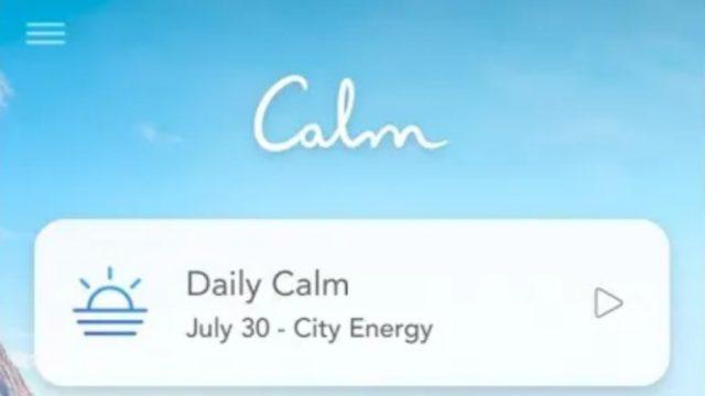 Calm Premium MOD APK