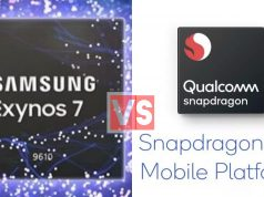 Samsung Exynos 9610 Vs Qualcomm Snapdragon 710
