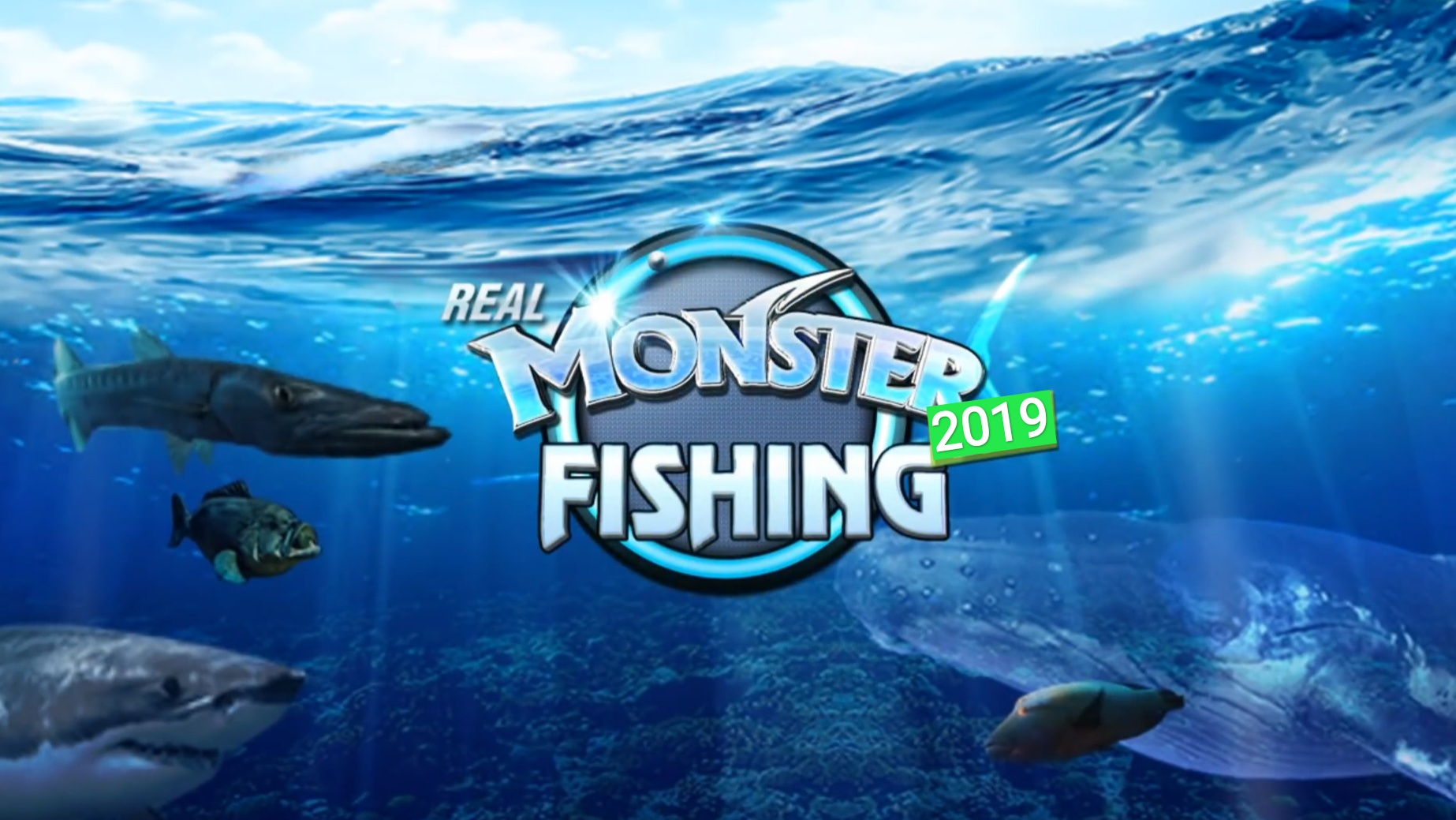 Monster Fishing 2019 MOD APK