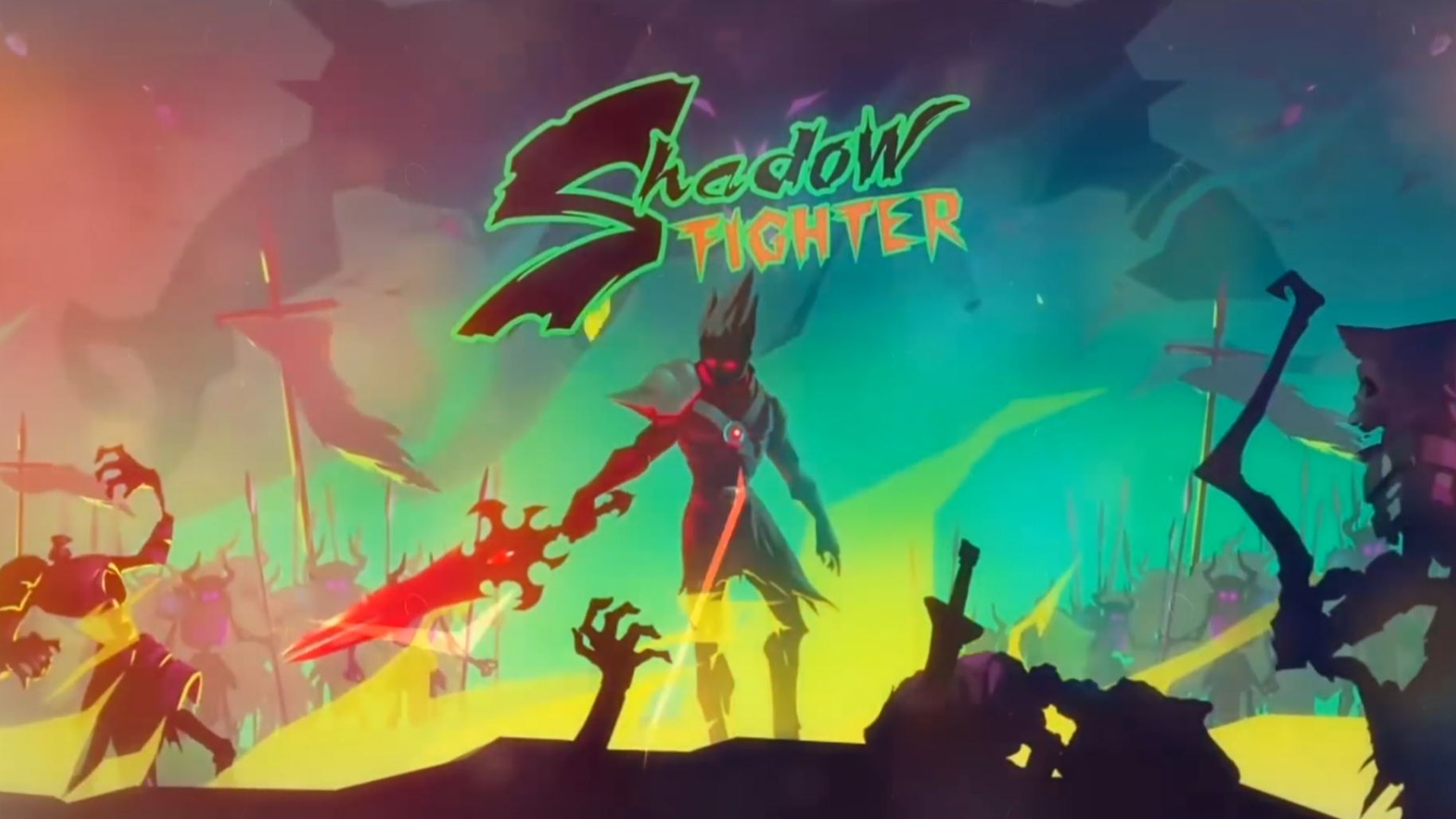 Shadow Fighter MOD APK