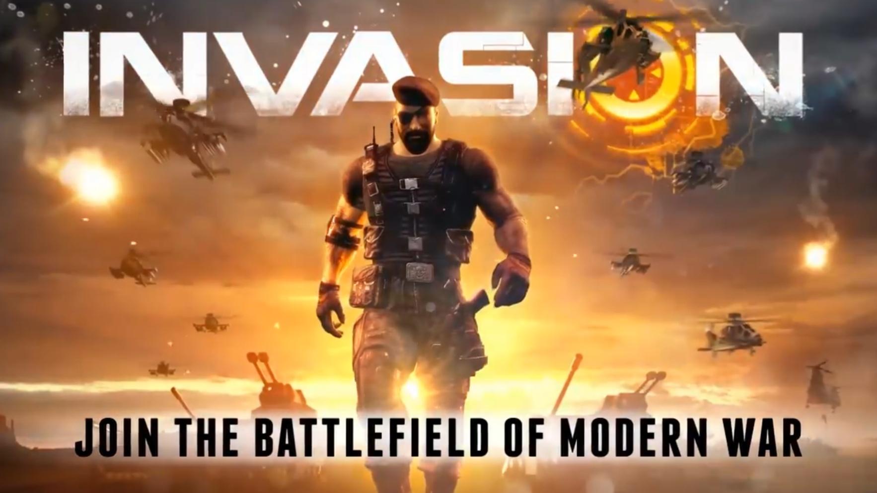 Invasion: Modern Empire MOD APK
