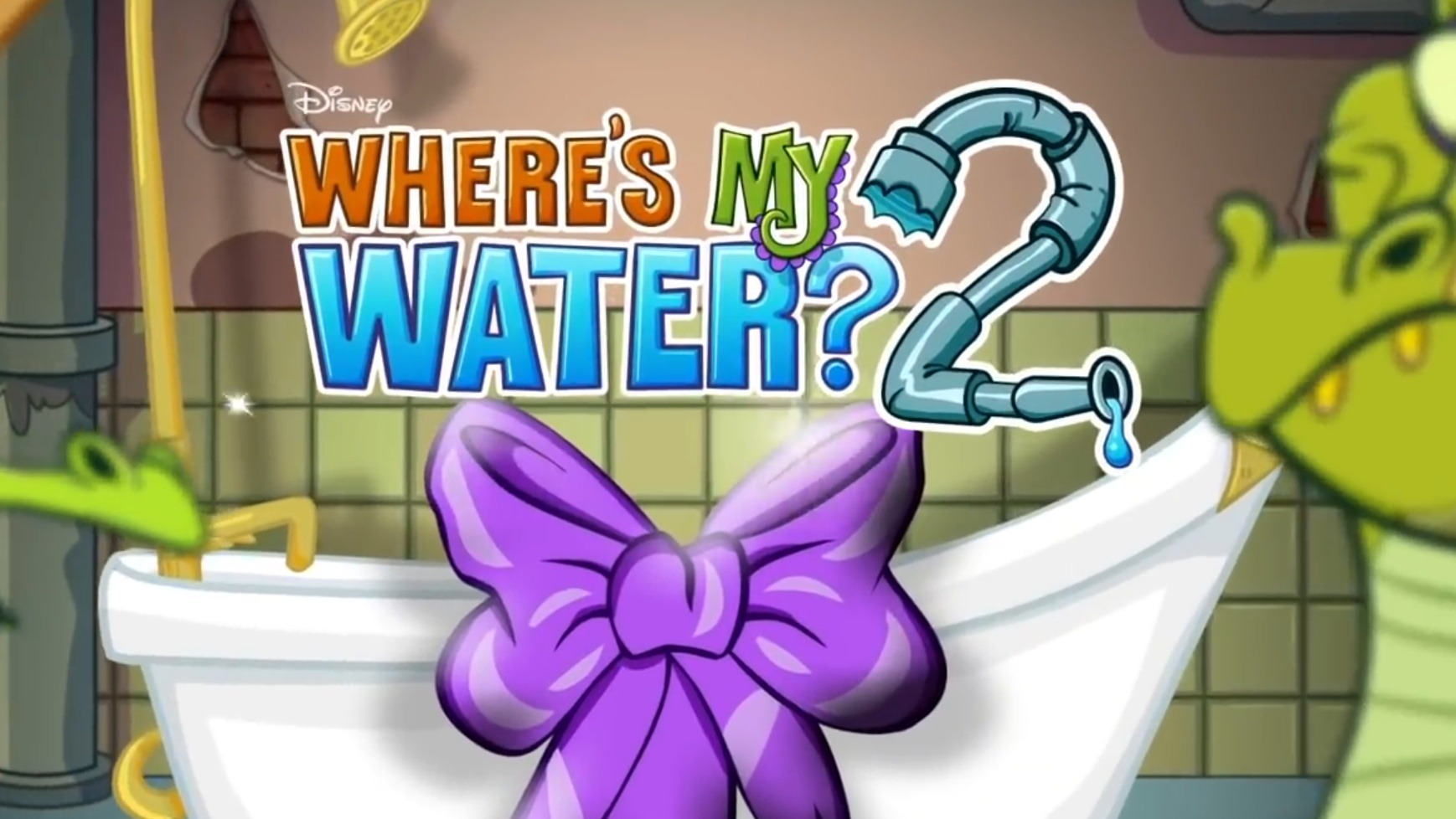 Where is My Water? 2 MOD APK