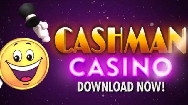 Cashman Casino MOD APK