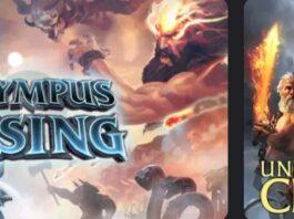 Olympus Rising MOD APK