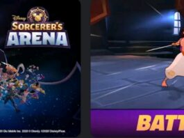 Disney Sorcerer's Arena MOD APK
