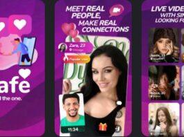 Cafe - Live Video Dating MOD APK